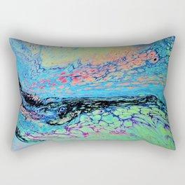 Electric Current Rectangular Pillow