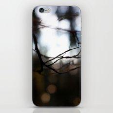 Abstract Wood iPhone & iPod Skin