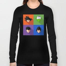 Dragon Ball flat Long Sleeve T-shirt