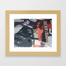 Reconnaissance Framed Art Print