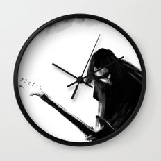 Shoegaze Wall Clock