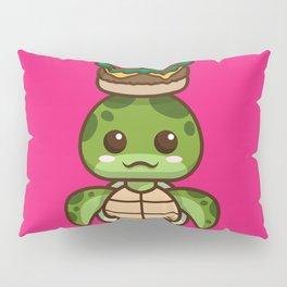 Sunny-chan Loves Burgers Pillow Sham