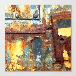 Colors of Rust / ROSTart Canvas Print