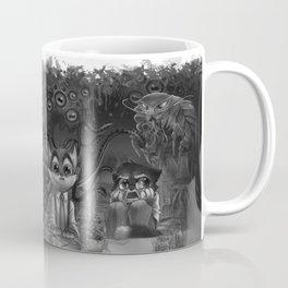Lackadaisy Lovecrafty - Imbibe Coffee Mug