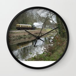Dart Valley Auto  Wall Clock