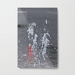 Water, Metal Print