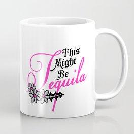 Jill Kargman Hostess Collection: Tequila Coffee Mug