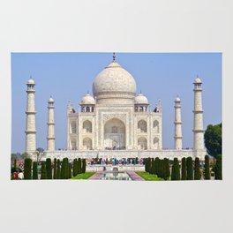 The Taj Mahal India Rug
