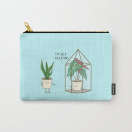 Stay at home Carry-All Pouch