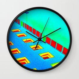 Krankenhaus Two Wall Clock