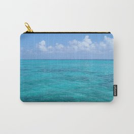 Caribbean Blues Carry-All Pouch