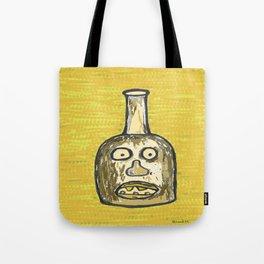 Face Jug Tote Bag