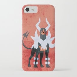 M-Houndoom iPhone Case