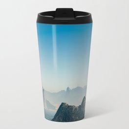 Panoramic Rio de Janeiro Brazil Travel Mug