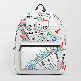 Sanger Codon Circle Backpack