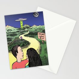 Free Weed and Snacks Stationery Cards