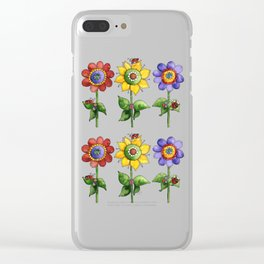 The Three Amigos III Clear iPhone Case