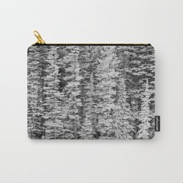 Powdery Pines Carry-All Pouch