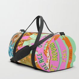 PEACE ON THE RISE Duffle Bag