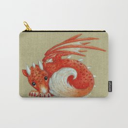 Baby Red Dragon Carry-All Pouch