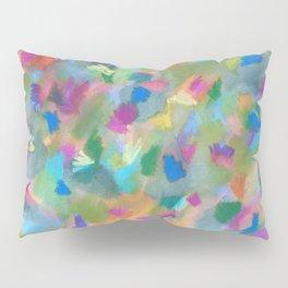Blue Jean Pillow Sham