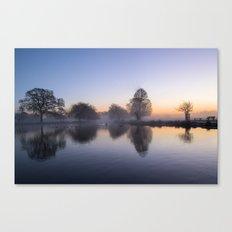 Dawn Light Canvas Print