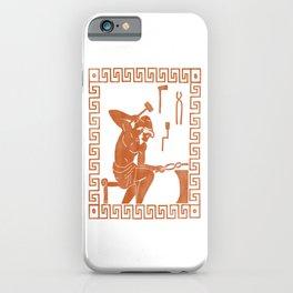Blacksmith iPhone Case