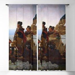 Emanuel Leutze - Washington Crossing the Delaware Blackout Curtain