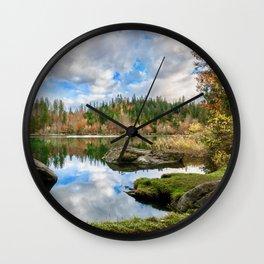 Lag da Cresta Wall Clock