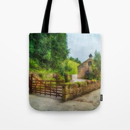 Country Stables Tote Bag