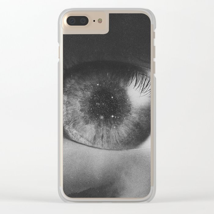 Cosmovision Clear iPhone Case