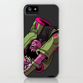 READY FOR ADVENTURE iPhone Case