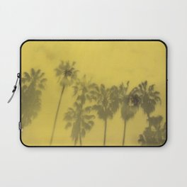 Yellow Palms Laptop Sleeve