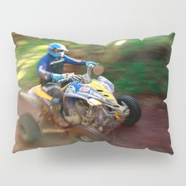 ATV offroad racing Pillow Sham