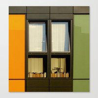 library Canvas Prints featuring Library by @lauritadas
