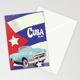 Cuba by Air Stationery Cards