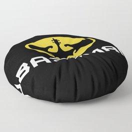 Bassman Floor Pillow