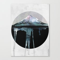 The Island | by Dylan Silva & Georgiana Paraschiv Canvas Print