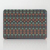 arrow iPad Cases featuring Arrow by Priscila Peress