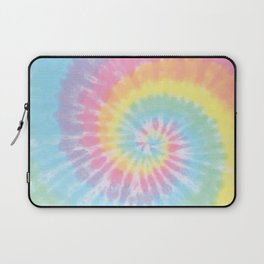 Pastel Tie Dye Laptop Sleeve