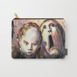 Sisters Carry-All Pouch