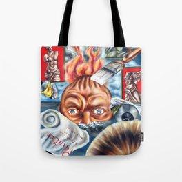 A Dream Las Night Tote Bag