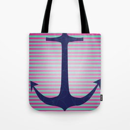 Lonely Anchor Tote Bag