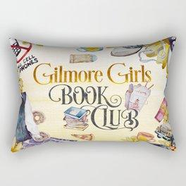 GG Book Club Rectangular Pillow