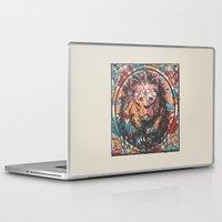 leo Laptop & iPad Skins featuring Leo by Heinz Aimer