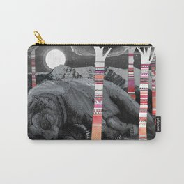 Sweet Dreams Ursus Arctus  Carry-All Pouch