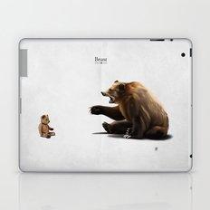 Brunt (wordless) Laptop & iPad Skin