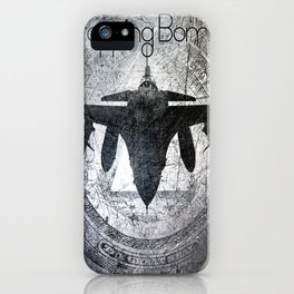 Thunder with Crackers iPhone Case