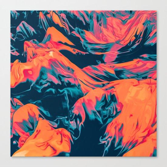 Ogro Canvas Print