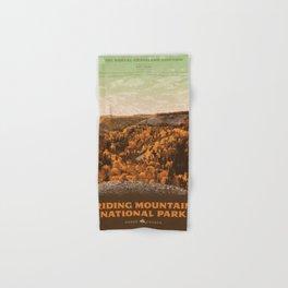 Riding Mountain National Park Hand & Bath Towel
